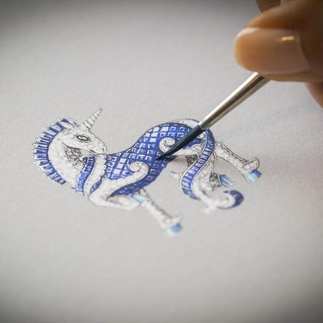 梵克雅宝胸针设计手稿.jpg