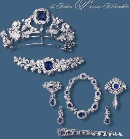 北京珠宝首饰招聘_各国王室的蓝宝石首饰_珠宝学院_MEMORA/诗普琳