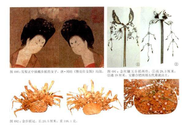 隋唐五代十国时期的珠宝首饰(发饰一)6.jpg