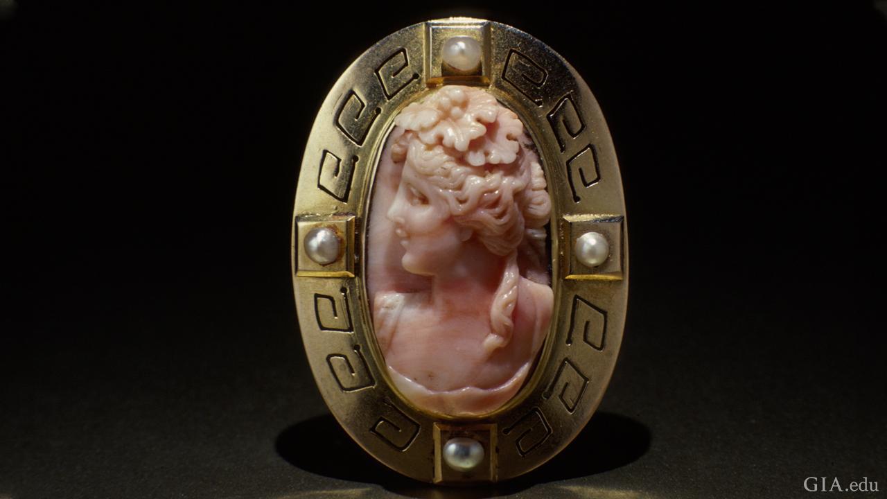 阿尔伯特亲王_珠宝中的浮雕——微型雕刻_珠宝学院_MEMORA/诗普琳