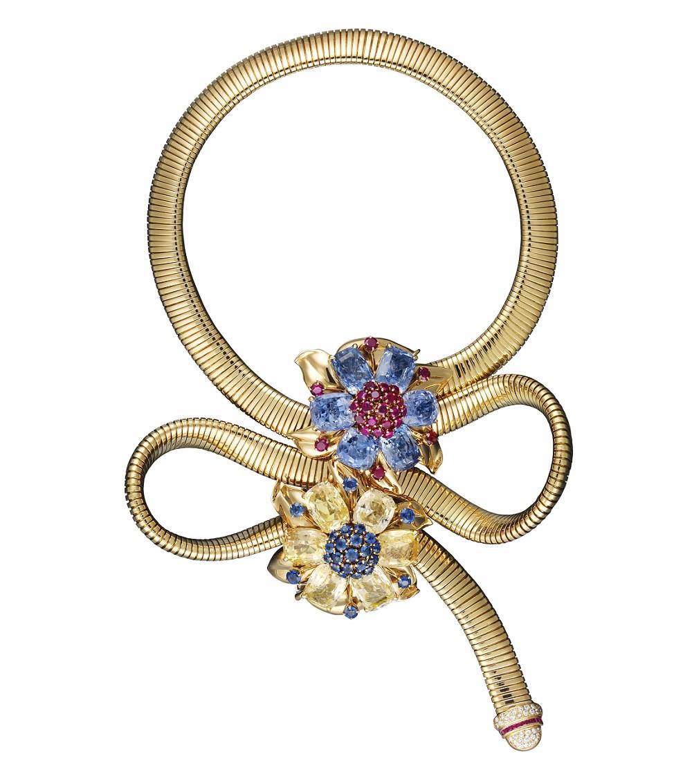诗意百年胸针艺术:梵克雅宝Van Cleef & Arpels成都高级珠宝展7.jpg