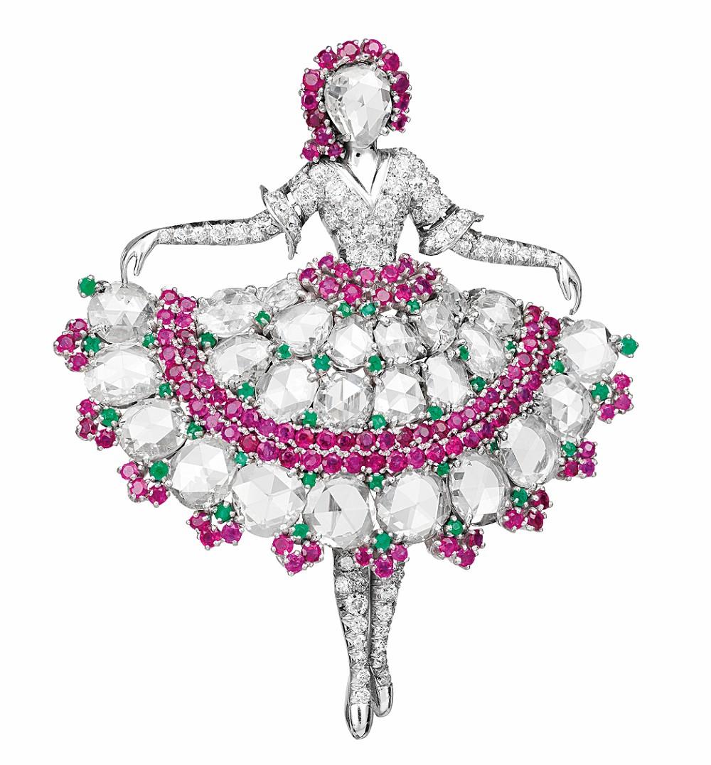 诗意百年胸针艺术:梵克雅宝Van Cleef & Arpels成都高级珠宝展11.jpg