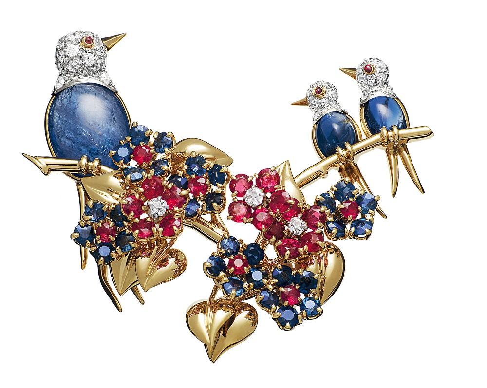诗意百年胸针艺术:梵克雅宝Van Cleef & Arpels成都高级珠宝展12.jpg